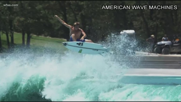 Waco wave pool closes after surfer dies from 'brain-eating amoeba'