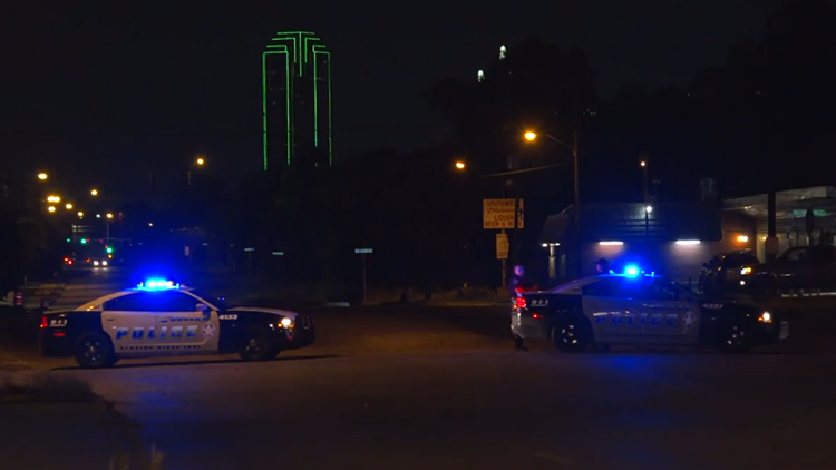Violent night in Dallas: 2 killed, 3 hurt in multiple incidents across the city