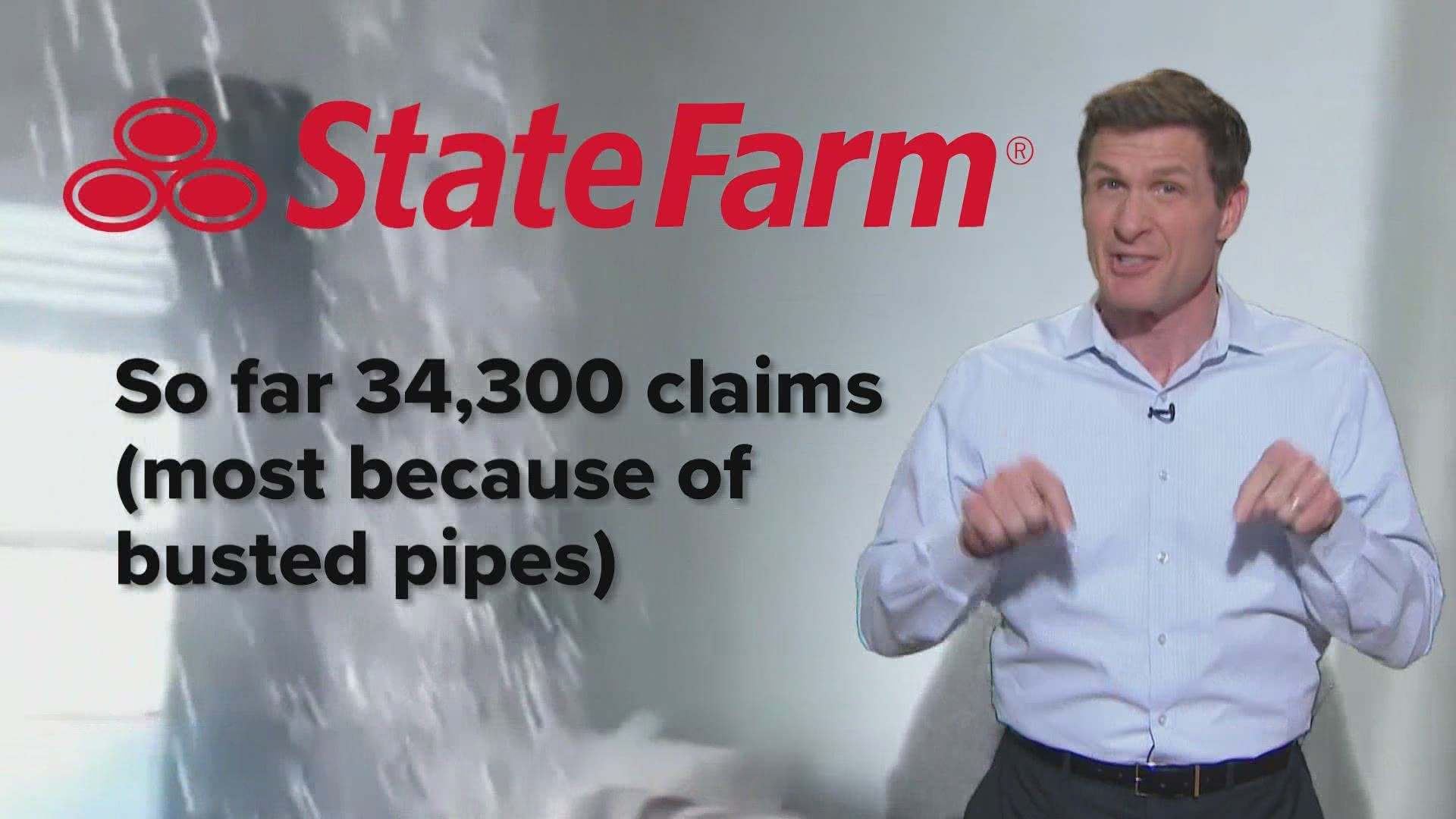 State Farm Uses Video Adjustments For Texas Winter Storm Claims Wfaa Com