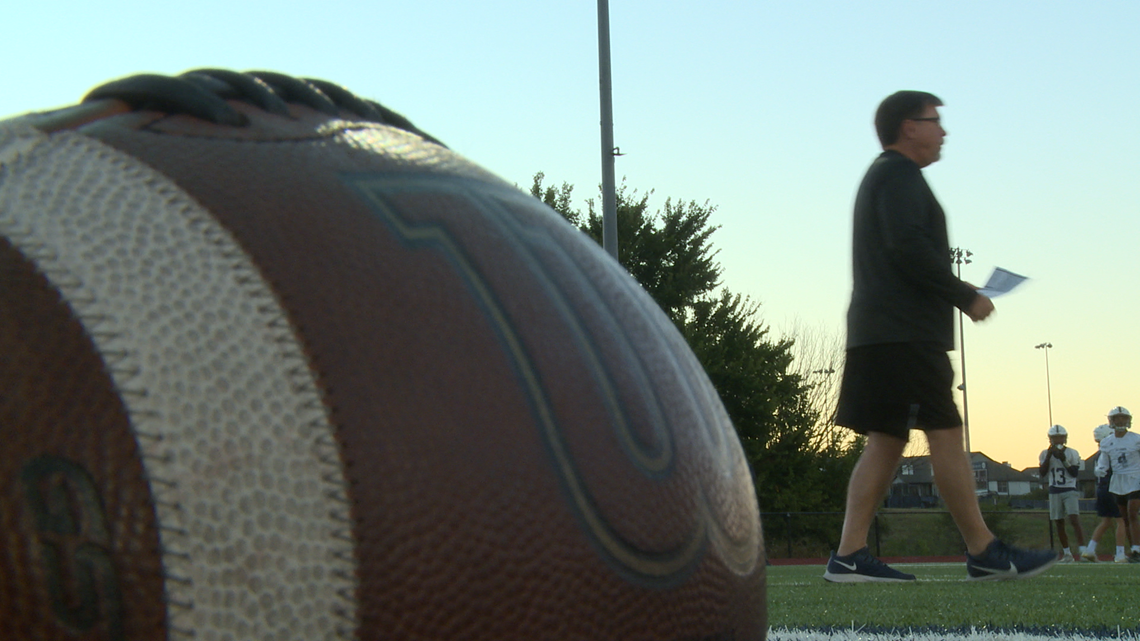 Fort Worth football coach lands surprising role in Hollywood film