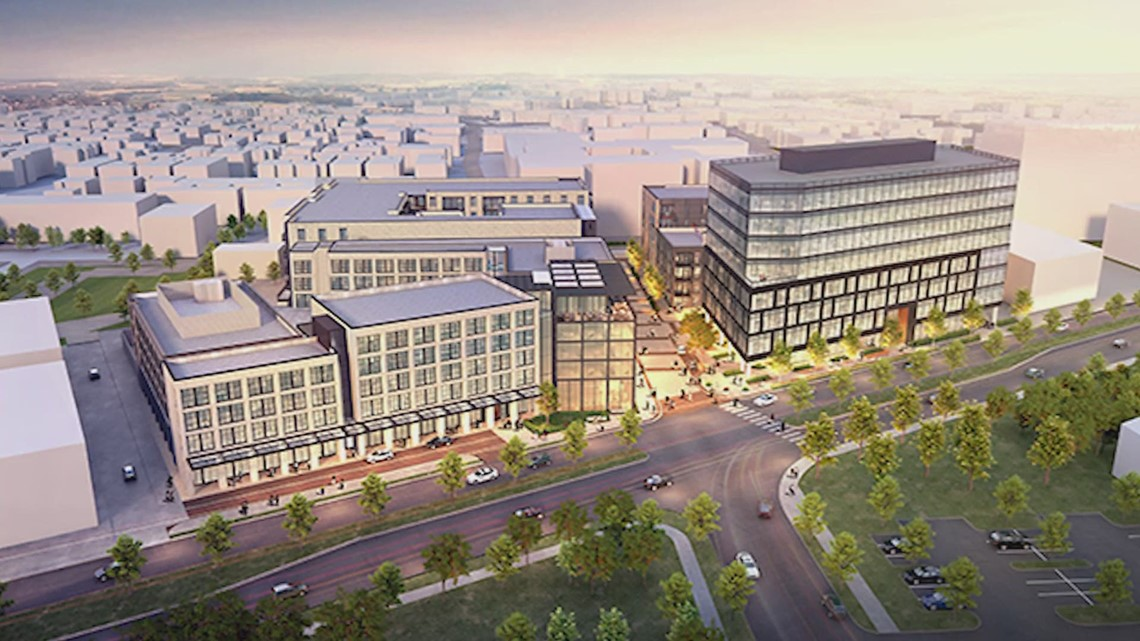 New developments would bring apartments, a hotel, retail and office space to Fort Worth's Cultural District