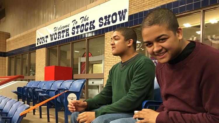 Shanel Tarrant's sons