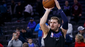 Luka Doncic to start in NBA All-Star Game