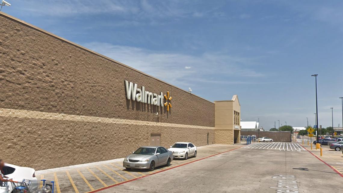 Decomposing Body Found Inside SUV In Southern Dallas Walmart Parking Lot