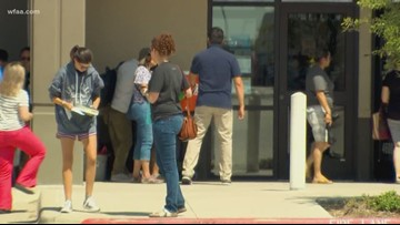 Why the long wait for driver's licenses?