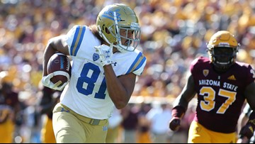 Cowboys NFL Draft Profile: UCLA TE Caleb Wilson