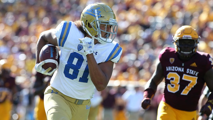 Cowboys NFL Draft Profile: UCLA TE Caleb Wilson