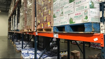 An Arlington distribution center is how many in Texas get Latino goods. Its president is worried about a border shutdown.