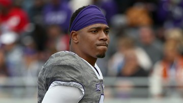 'I've never seen that much blood': Former TCU star Boykin accused of assaulting girlfriend