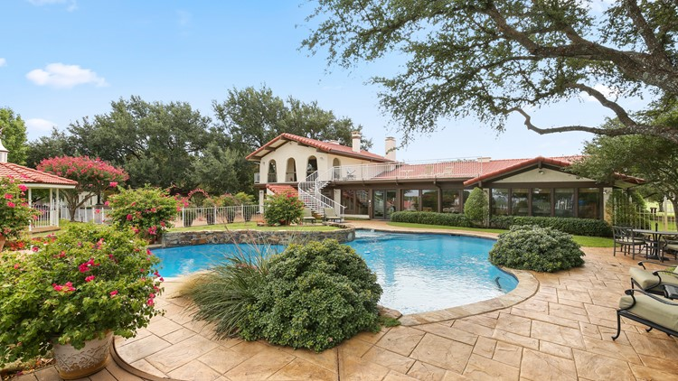 Forney ranch of 'Dallas,' 'Walker, Texas Ranger' fame listed