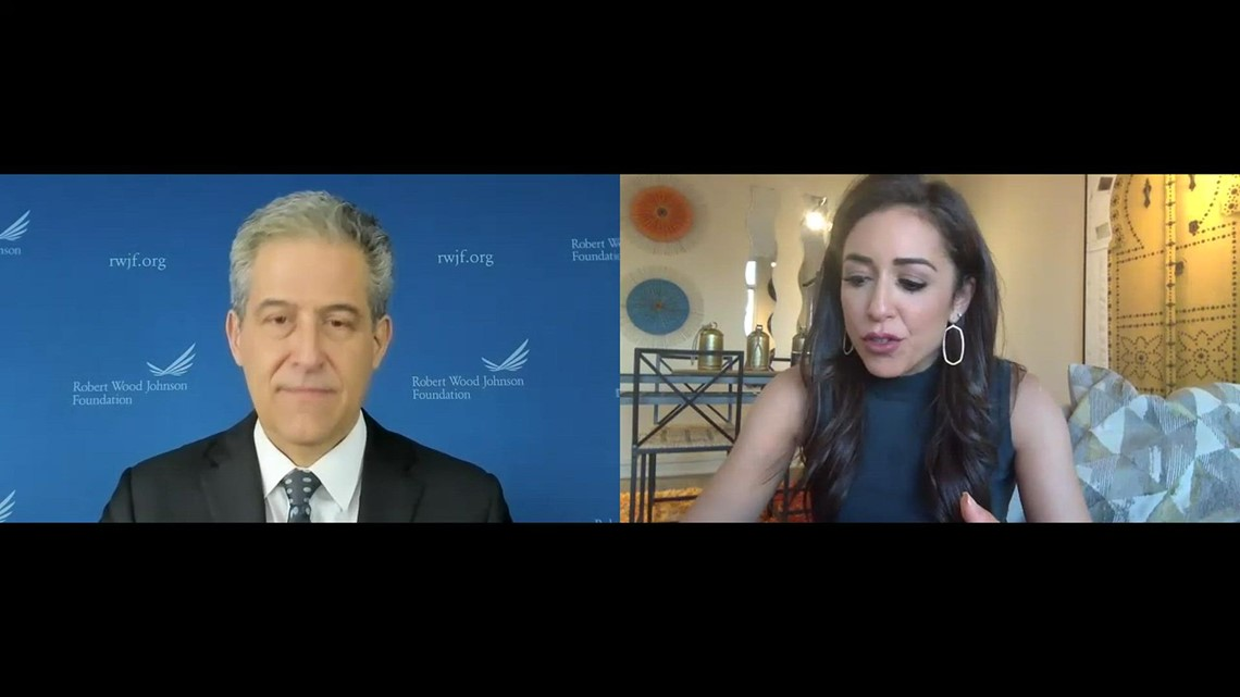 FULL INTERVIEW: Dr. Richard Besser shares his opinion about the state of the pandemic