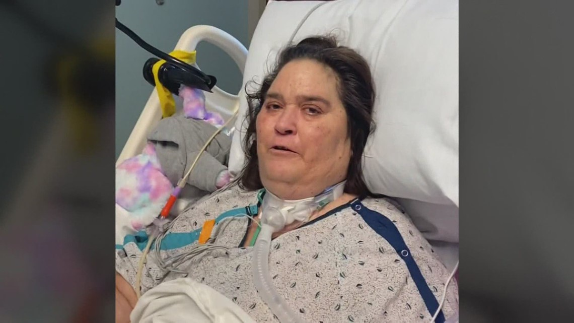 Mesquite mom thanks family, says their visits fueled her fight against COVID-19