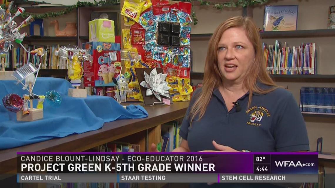1st Eco-Educator Award Winner of 2016