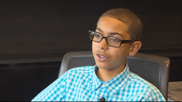 Wednesday's Child: 17-year-old Jason
