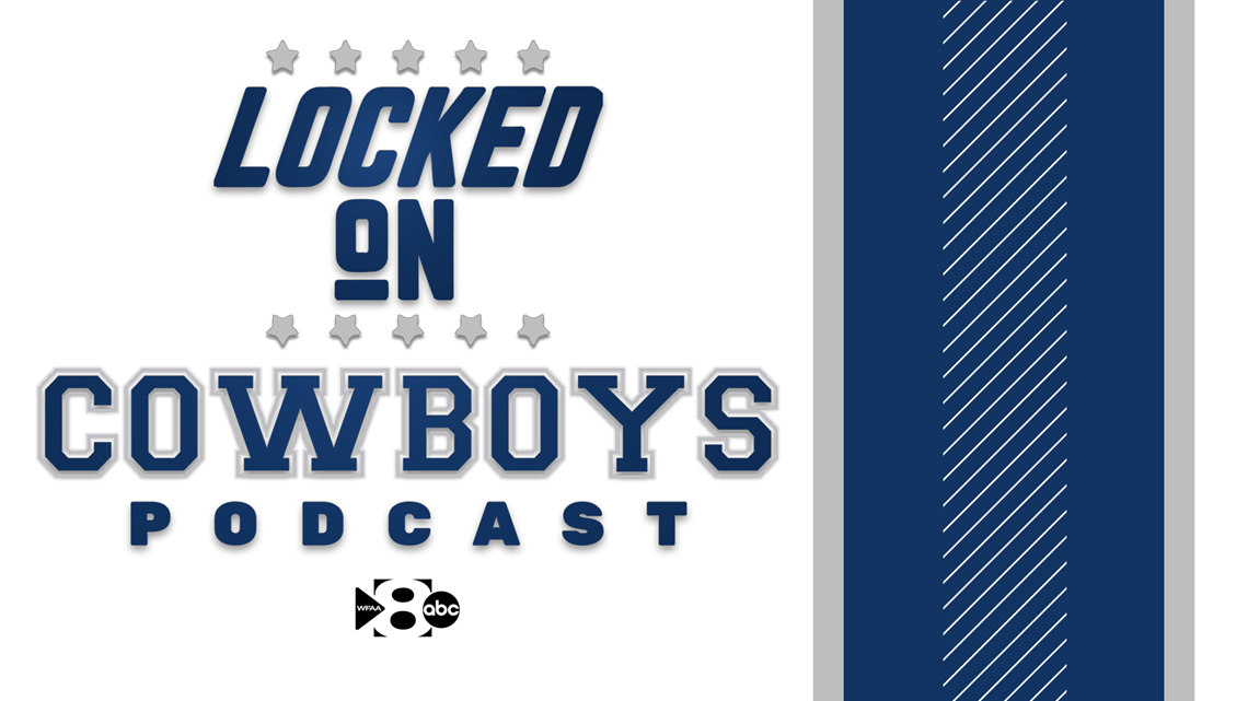 Cowboys host first practice of training camp   Locked On Cowboys
