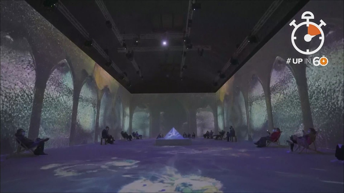 Van Gogh immersive art experience coming this summer to Dallas