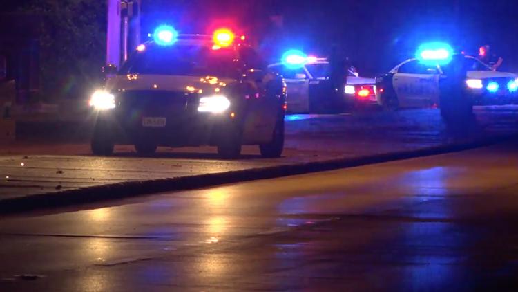 Wrong-way driver killed in crash, Dallas police say | wfaa com
