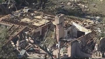 Dallas mayor met with FEMA in hopes of receiving federal aid for tornado damage