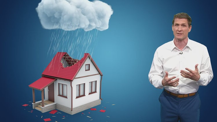 It's severe weather season in Texas — do you know where your homeowners insurance policy is?