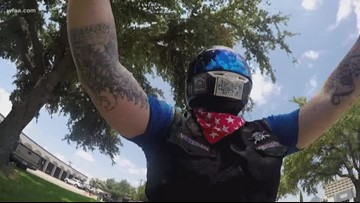 'Wind Therapy' and the veterans helping fight PTSD one Harley journey at a time