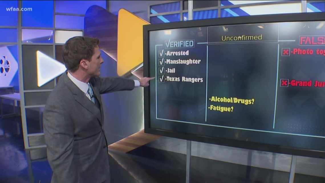 Verify What We Know About Amber Guyger Arrest Wfaa Com