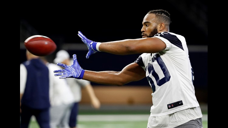 It is now or never for Dallas Cowboys TE Rico Gathers