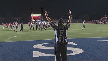 North Texas high school football scoreboard