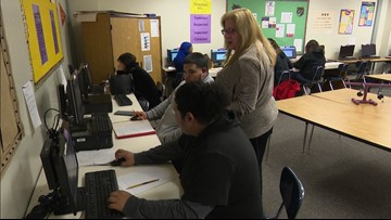 Duncanville school goes 'phones free' to make students focus