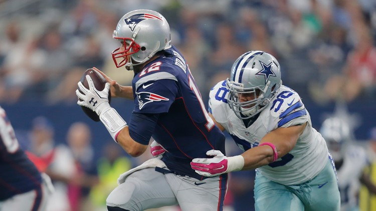 Will the game against the Patriots be a litmus test for the Cowboys?