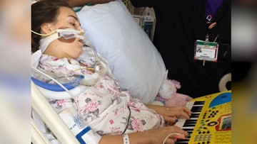 Singer with paralyzing illness makes incredible recovery