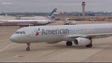 13 airline passengers taken to hospital after landing