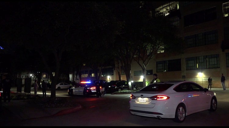 Man shot after disagreement during basketball game in downtown Dallas, police say