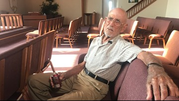 95-year-old can't renew his  driver's license unless he can prove he was born