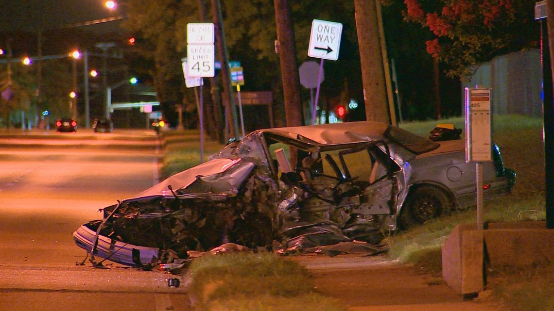 Critically-injured woman has died after crash caused by
