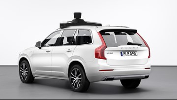 Uber readies yet another new effort for DFW: self-driving technology