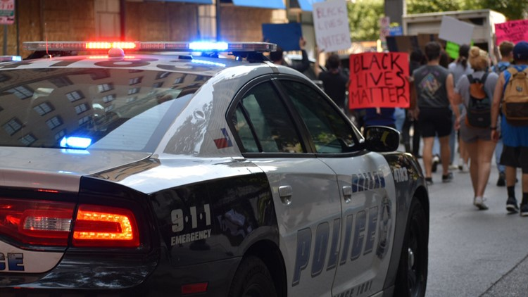 Dallas DA investigating 'potential crimes' by officers during May protests