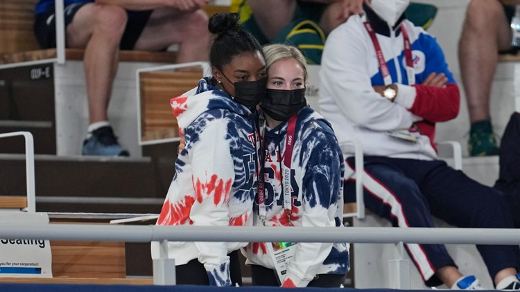 'Open and honest on a such a global stage': Texas Olympian, psychologist react after Simone Biles takes mental health break