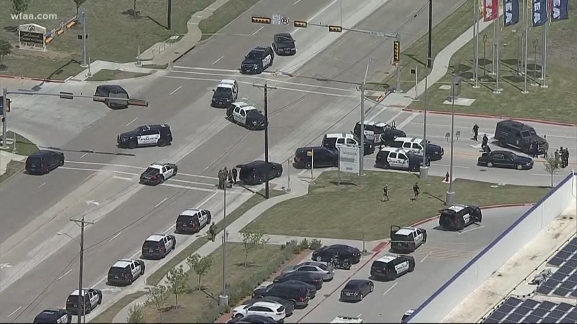 suspect killed by police in shootout outside grand prairie ikea. Black Bedroom Furniture Sets. Home Design Ideas