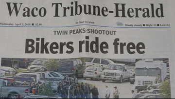 Meet the Waco reporter who covered the Twin Peaks biker shootout, from Day 1 to dismissal
