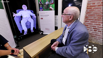 New museum lets you speak face-to-face with Holocaust survivor via interactive hologram