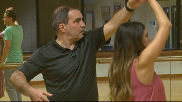 From operating room to ballroom: Dallas doctor breaks it down for hospital residents
