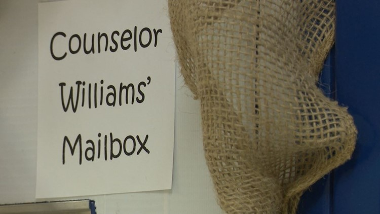 Counselor Williams' Mailbox