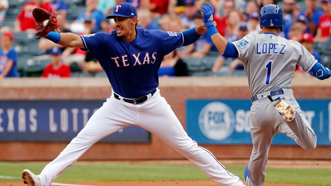Unless Guzman steps up, first base remains a need for Rangers