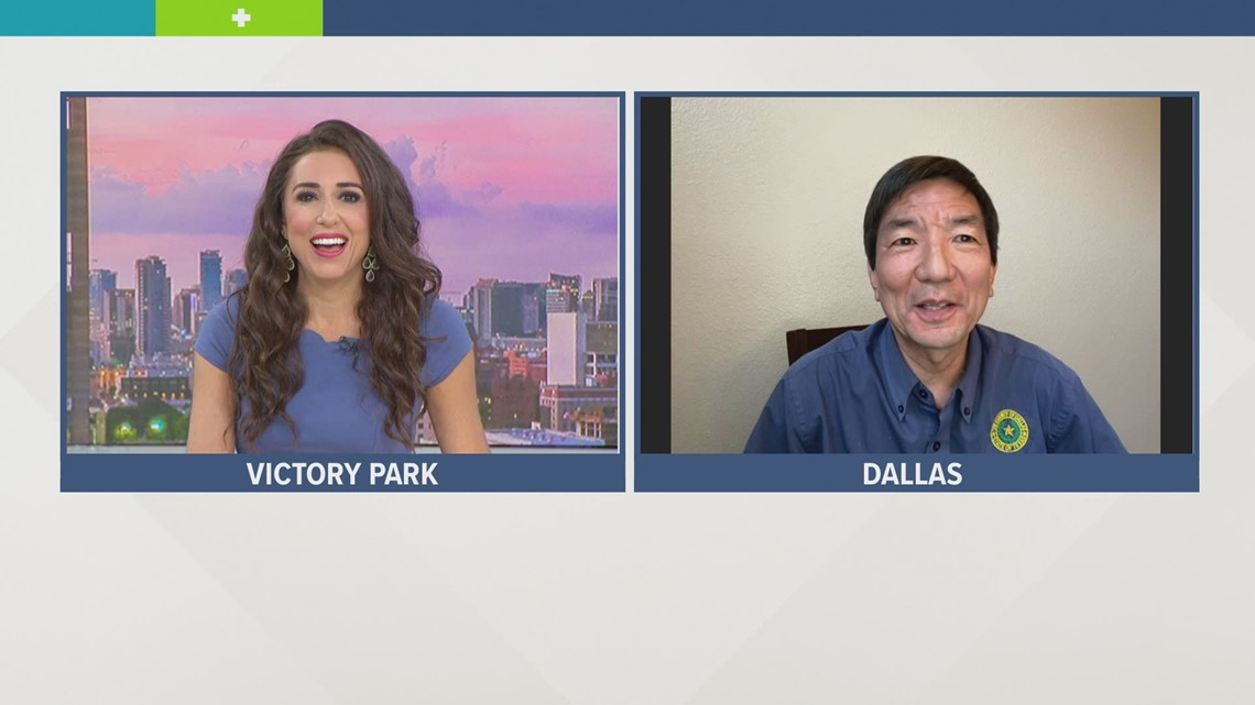 Dr. Philip Huang answers your questions about the COVID-19 vaccine in Dallas  County