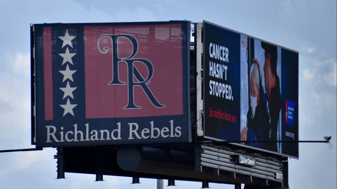 Board Of Trustees Vote Unanimously To Remove Rebel Mascot At Richland High School Wfaa Com