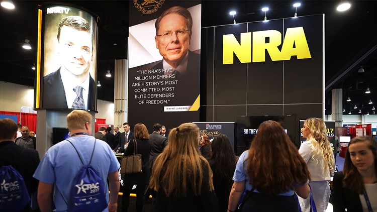 VERIFY: Is the NRA banning firearms for their entire convention?