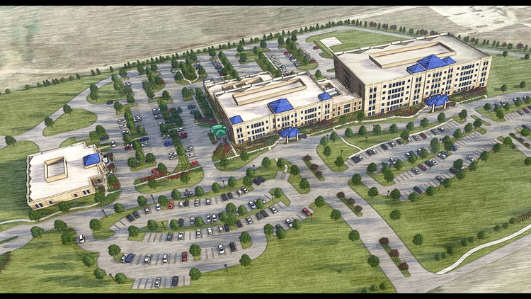 Cook Children's plans to open new TX pediatric hospital