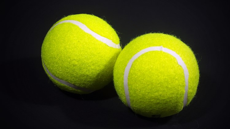 Color Expert Says Tennis Balls Are Neither Green Nor Yellow Wfaa Com