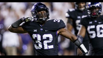 TCU's Travin Howard looking to catch scouts' eyes
