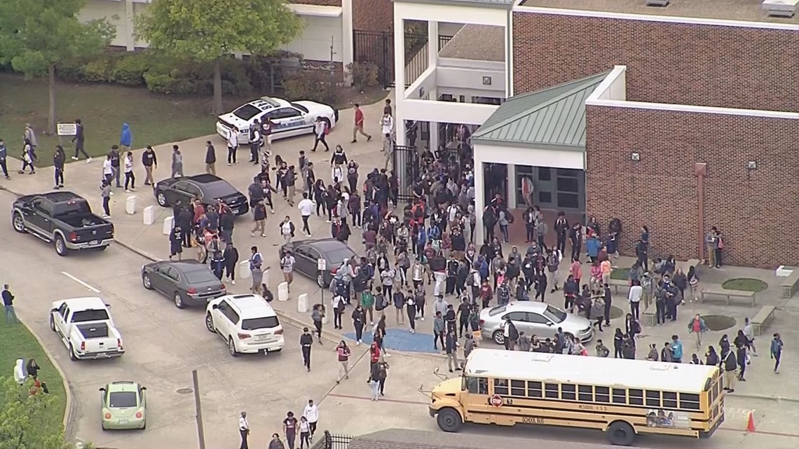 Mesquite High Locked Down After Nearby Shooting